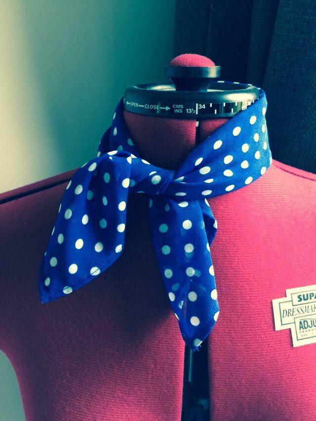 Cute neck scarf