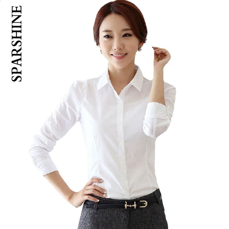 Women Office Ol T Shirt Working Business Nursing Career Tops Blouse S L