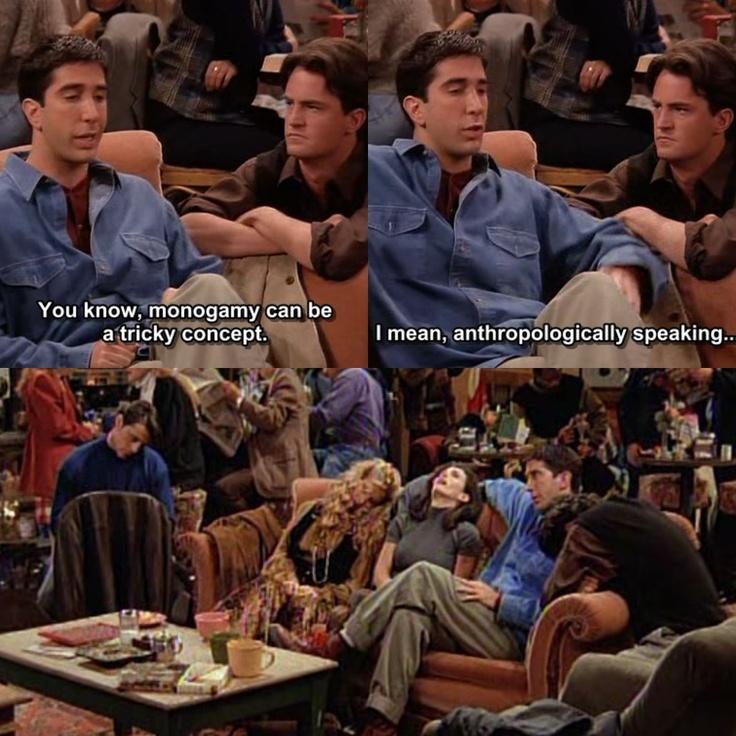 Friends: Friends, Tv Series