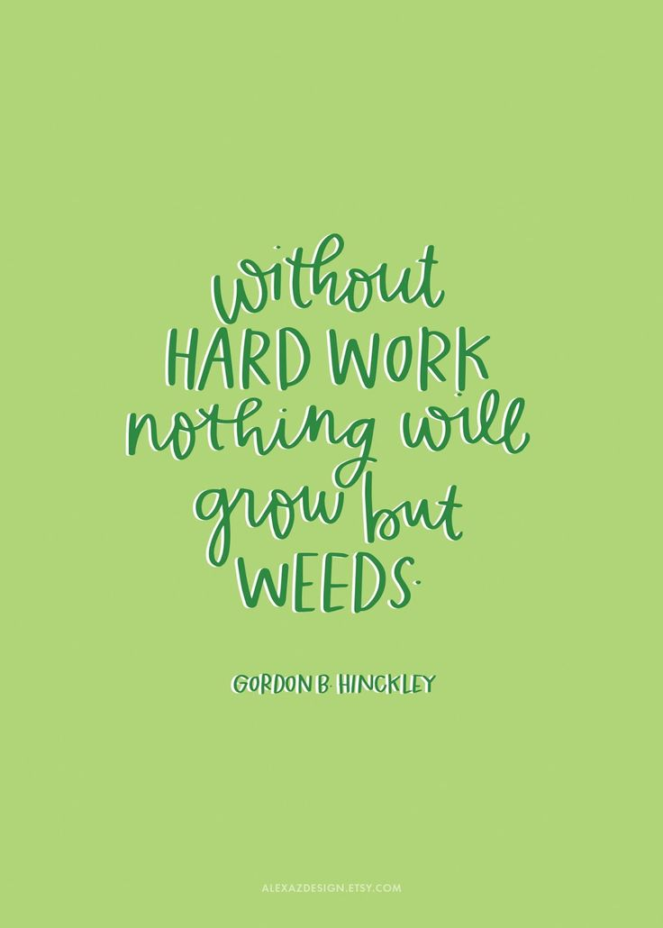 Printable Relief Society Handouts | Gordon B. Hinckley Quotes - He and I