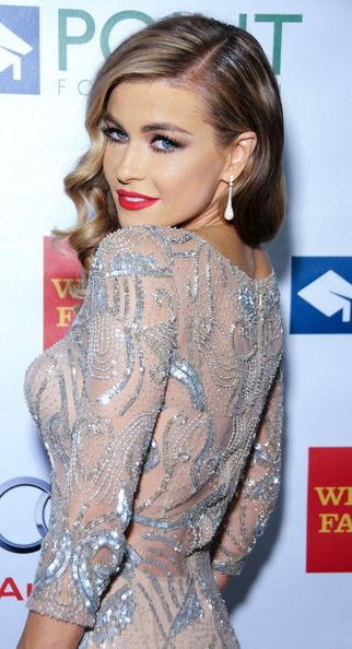 Carmen Electra attends the Voices On Point musical gala to benefit the Point Foundation on September 7, 2013 at the Hyatt Regency Century Plaza in Century City. - Zimbio
