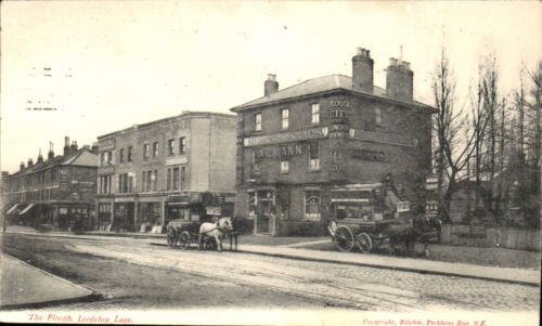 Peckham-The-Plough-Lordship-Lane-Peckham-Rye c.1910.