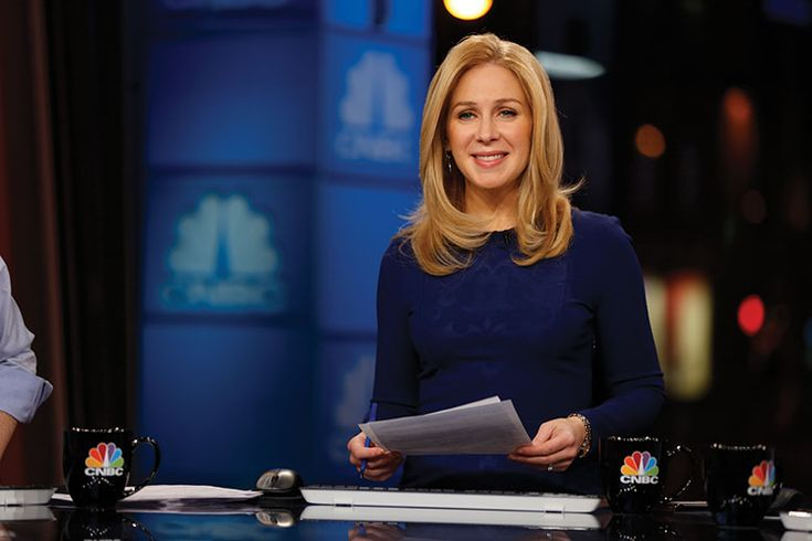 Q&A with Becky Quick, co-anchor of CNBC's Squak Box and recent Republican debate moderator | Photo courtesy of CNBC