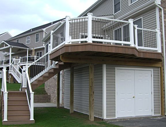 Shed Under Deck Ideas More