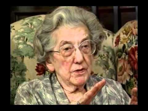 Interview with Titanic Survivor.very interesting to hear this. I've always wondered how the survivors got on to the Carpathia, and now i know.