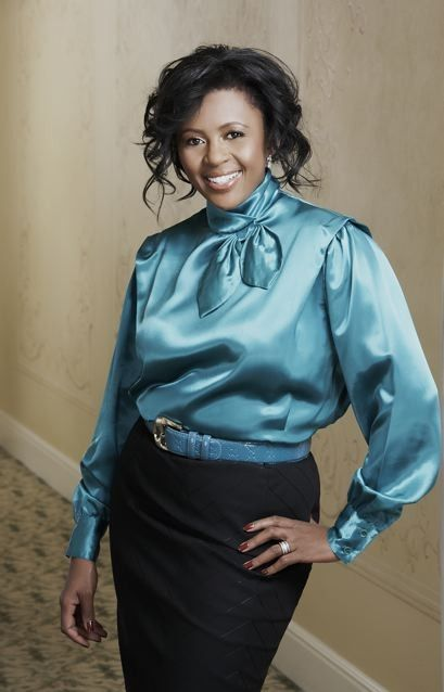 Entrepreneur Mag features Bassie: Basetsana Kumalo: Tops the Business Bill, Apr 2013