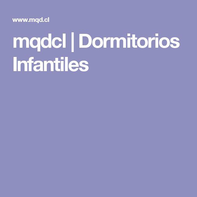 mqdcl | Dormitorios Infantiles