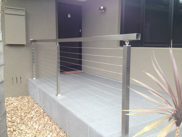 Looking for Stainless steel chain, balustrades and fittings? Visit today, we specialise in a range of high quality stainless balustrading solutions. Read more:- http://www.shanesstainless.com.au/