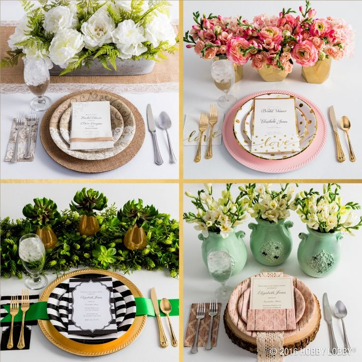 Hobby Lobby Wedding Ideas: 80 Best Images About Spring & Summer Wedding Ideas On