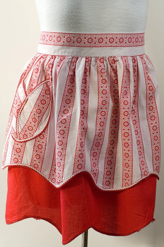 Attractive 107 best Aprons to make images on Pinterest   Aprons, Vintage  LV77