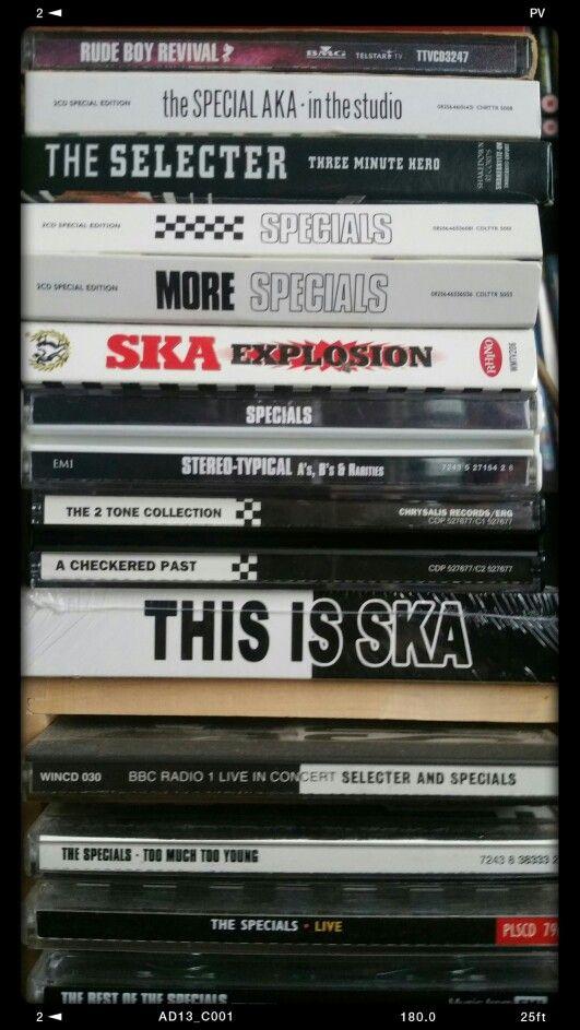 The Sound Of Ska.....#ska #2Tone