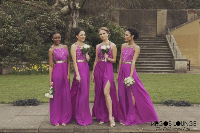 Bridesmaids Dresses   Virgos Lounge SS 2014 Collection