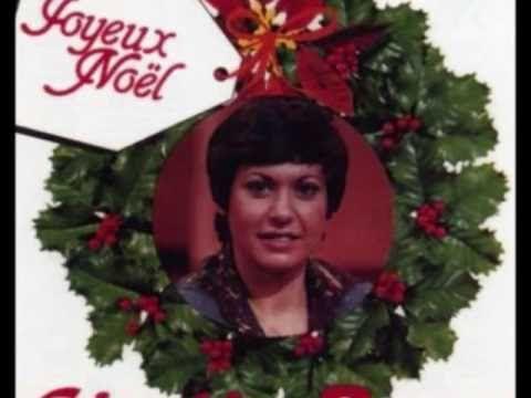 """Ginette Reno - """"Joyeux Noël"""" (1967) (avec paroles) , la meilleur pour chanter Noel"""