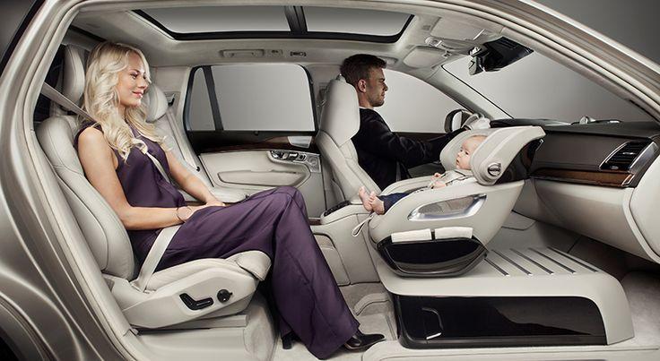 Volvo Excellence Child Safety Seat Concept para la Volvo XC90 - http://autoproyecto.com/2015/07/volvo-excellence-child-safety-seat-concept-para-la-volvo-xc90.html?utm_source=PN&utm_medium=Pinterest+AP&utm_campaign=SNAP