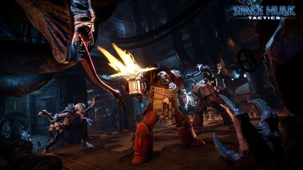 After bringing the classic Blood Bowl board game series to console and PC with two faithful adaptations, Cyanide Studio are back and this time they are taking on another firm favourite within the Warhammer 40,000 universe with a new turn-based tactical game, Space Hulk: Tactics. Discuss on...