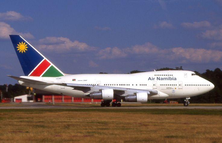 Air Namibia - Namibia Forum