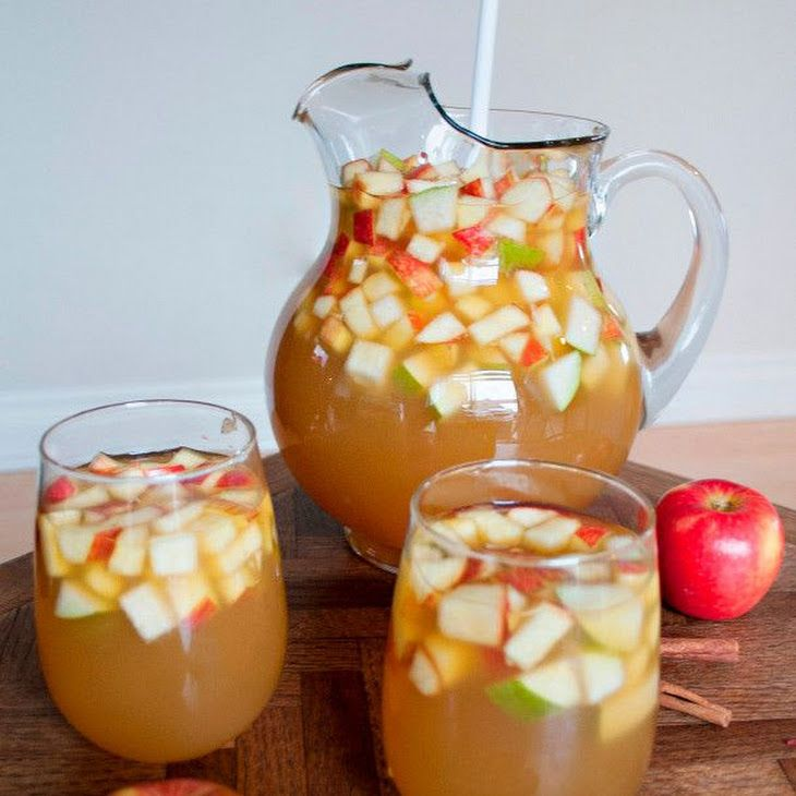 The 25 best apple pie sangria ideas on pinterest apple pie e apple pie sangria recipe beverages with table wine apple cider club soda caramel forumfinder Image collections
