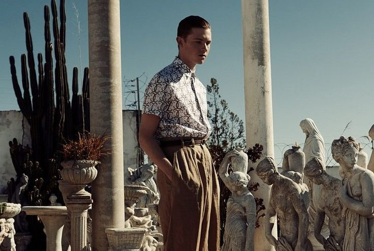 Aaron Henry Lynch for CHASSEUR