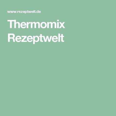 Thermomix Rezeptwelt
