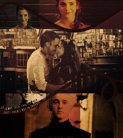 454 best images about dramione on pinterest emma watson dramione fan art and tom felton - Hermione granger fanfiction ...