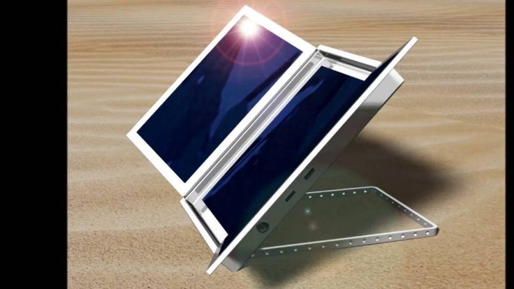 A3 solar lamp oled system