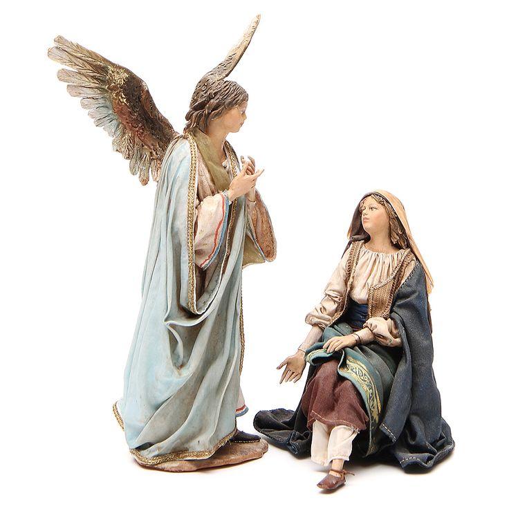 Anunciación Belén Angela Tripi 18 cm | venta online en HOLYART