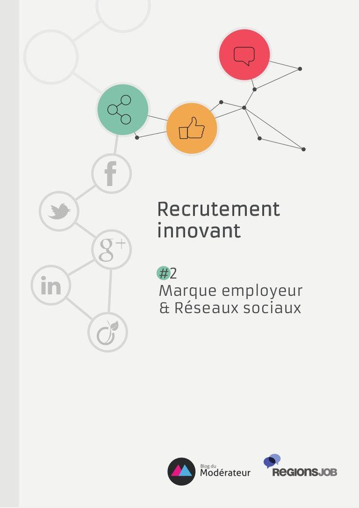 Très bonne étude qui reprend des exemples de marques employeurs sur les différents réseaux sociaux !  #RH #marqueemployeur #blogdumoderateur #regionsjob