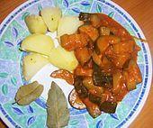 Kroatische Zucchini von betleh | Chefkoch.de  paprika, caraway,vinegar,garlic