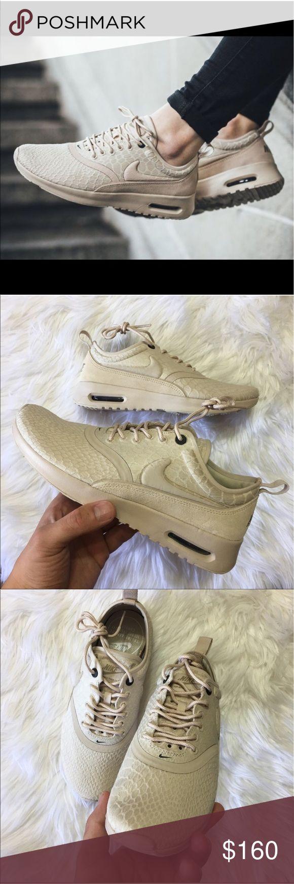 e00f55032795ca ... OFFER 🆙 Nike Air Max Thea SE Ultra Oatmeal NWT ...