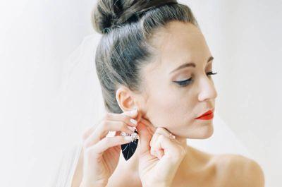 Los chongos para novia más lindos que verás en mucho tiempo: ¡Peinados top! – Portal de Bodas Zankyou   México