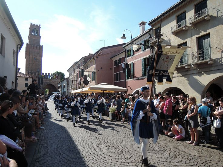 The colourful Palio di Noale - My Corner Of Italy