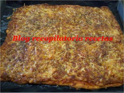 Recopilatorio de recetas : Pizza barbacoa en thermomix
