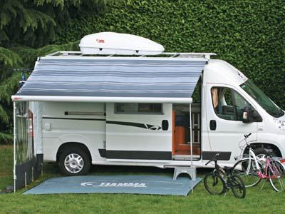 Fiamma F65 S Motorhome Awning Is The Best For Your And Van Conversion