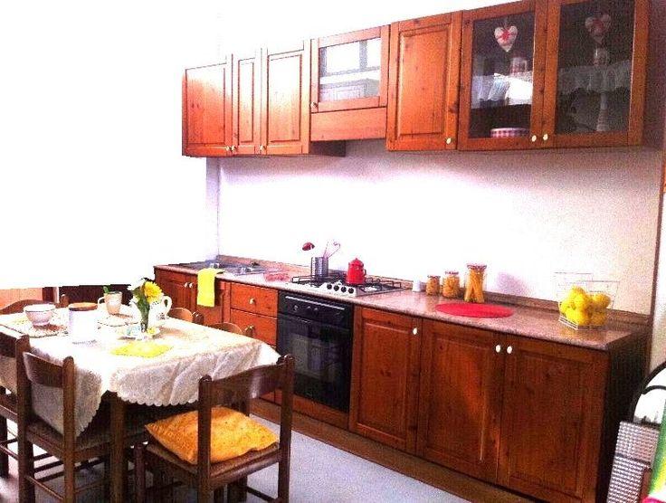 Cucina Componibile in Legno