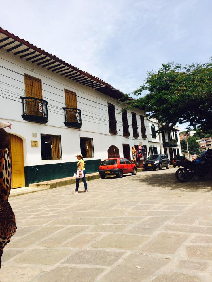 Oiba Santander Colombia Foto Ma. Cristina Camacho