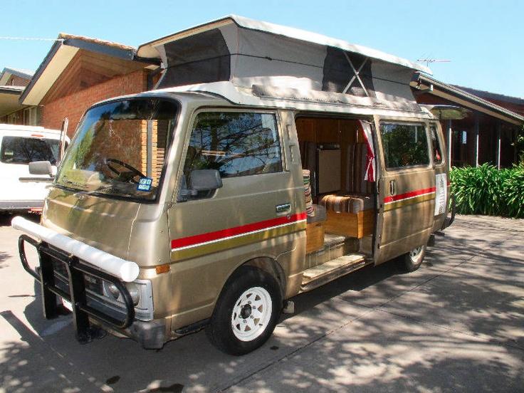 Wayfarer Camper Van For Sale - Bitterroot Public Library