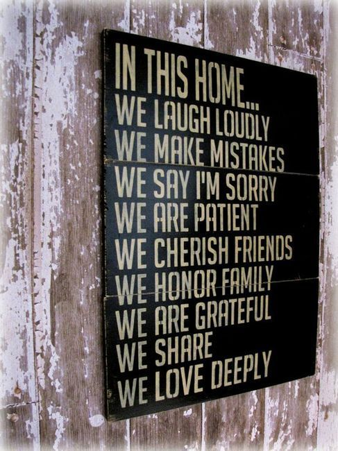 ..Ideas, New House, Quotes, Houserules, Living Room, Front Doors, House Rules, Mottos, Families Rules