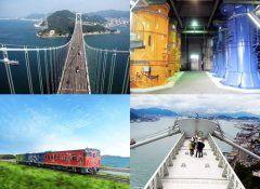 普段は入れない関門海峡周辺の絶景スポットを廻る新大阪新神戸発着のツアーが日本旅行から発売中 2017年10月22日11月12日12月3日の3日だけ実施されて関門海峡の主塔に登ってみたり関門人通トンネルの換気設備を見学できますよ 観光列車ののはなしにも乗れるんだって() 日本旅行のおとなび会員が含まれることや自力ではしごや階段の上り下りができる約40cmの隙間を通り抜けられるなどの参加条件があるので事前に確認してくださいね tags[山口県]