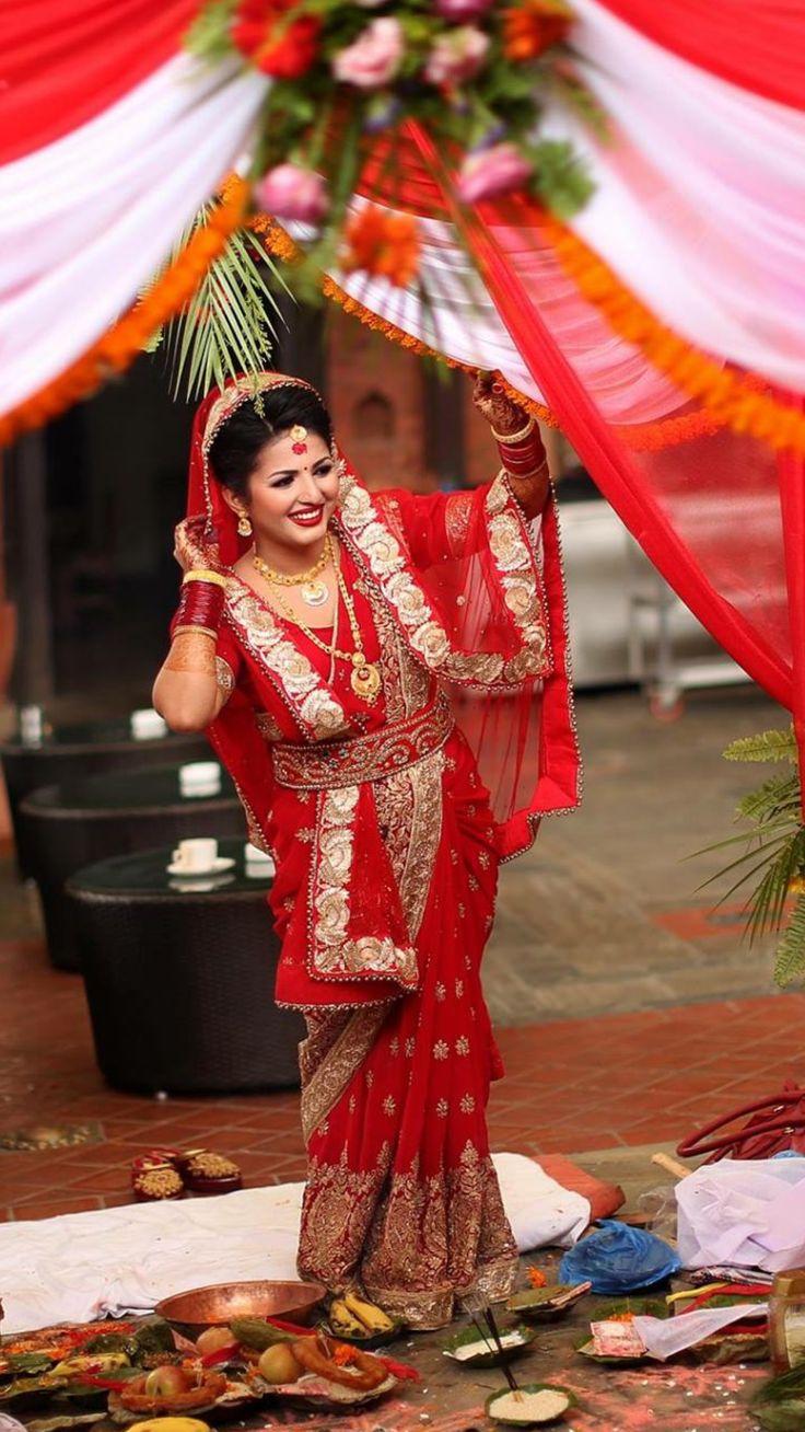 best nepali wedding images on pinterest