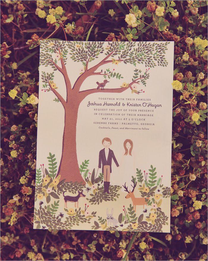 268 best rifle paper co design inspiration images on for Garden wedding invitation designs