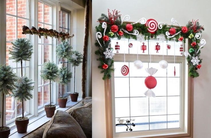 Mira Estas Increíbles Decoraciones Para Navidad Tocando Con Tu Dedo La Foto.