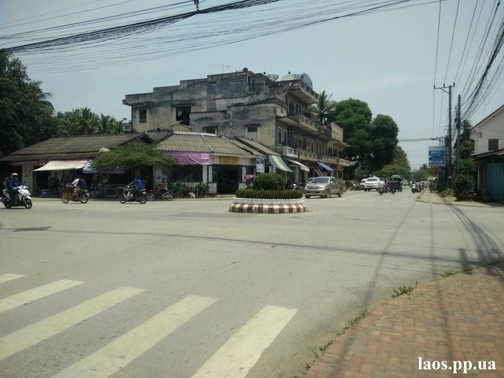 Луанг Пхабанг фото улиц