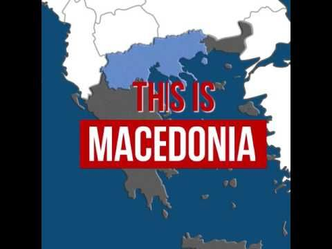 This is Macedonia