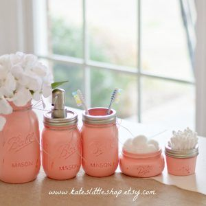 Decorating A Peach Bathroom
