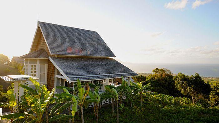 Belle Mont Farm / The Village, Kittitian Hill, Basseterre, Saint-Christophe-et-Niévès, www.bellemontfarm.com