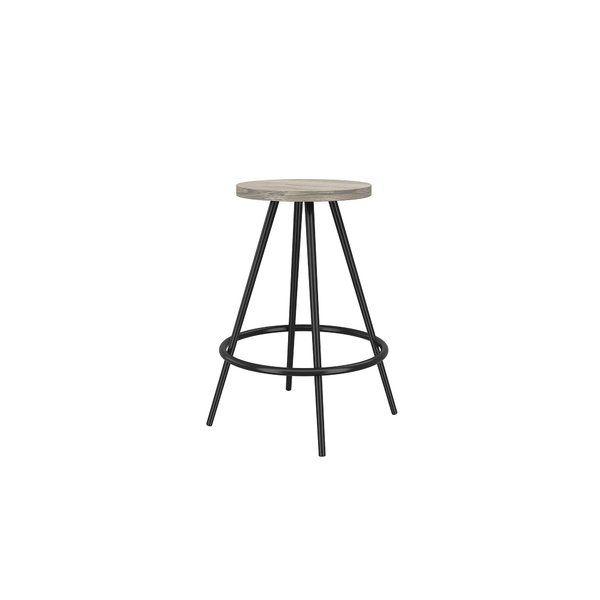 Rustic Stylish And Cozy Leo 17 Bar Stool Is The Perfect Piece To Complement Your Kitchen Counter It Is Ideal For Smal Bar Stools 24 Bar Stools 30 Bar Stools