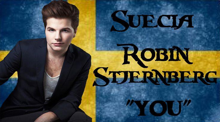 Robin Stjernberg - Suecia