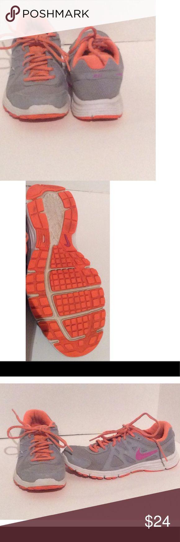 Nike Shoes Size 7.5 Pink & Orange Shoes Nike Shoes Athletic Shoes