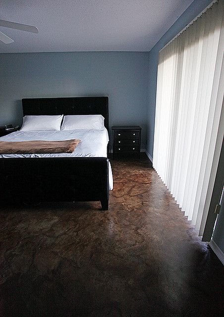 Stamped Concrete Bedrooms : Best decorative concrete stains images on pinterest