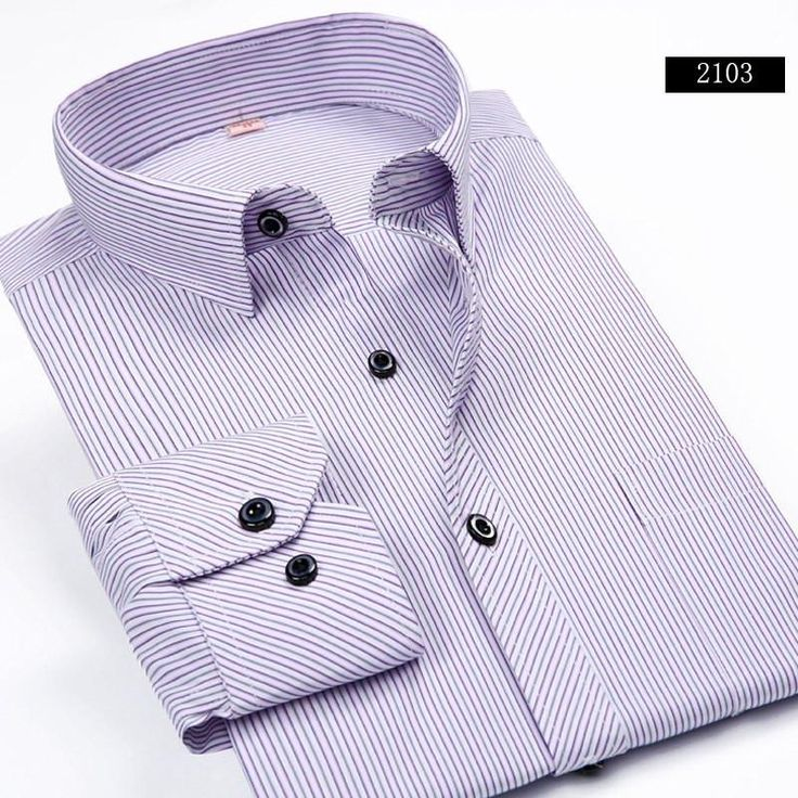 Fashion New Men Shirts Male Striped Formal Dress Shirt Long Sleeve Mens Brand Casual Shirts Plus Big Size US Size 5XL 6XL